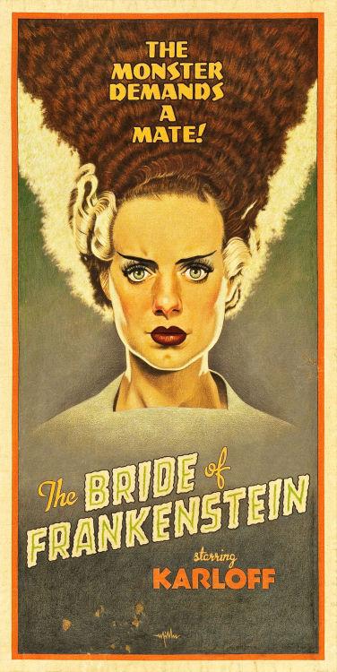 Bride of Frankenstein (1935) 📽🌟