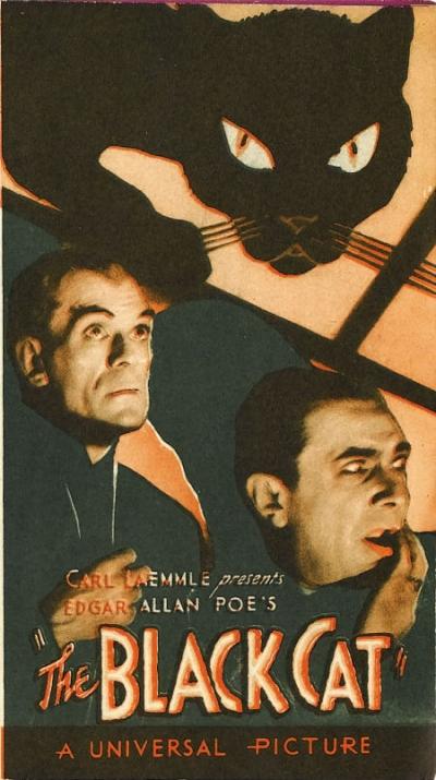 The Black Cat (1934) 📽 🌟