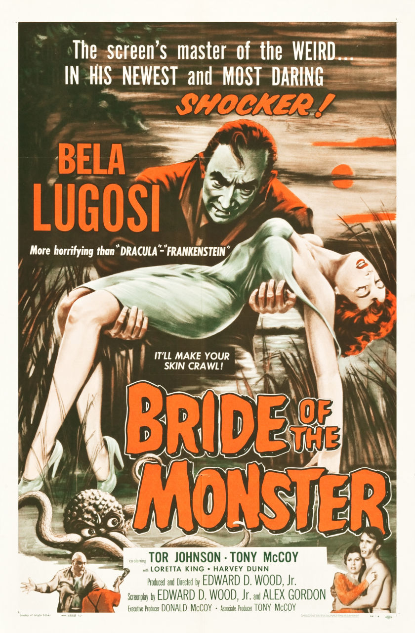 Bride of the Monster (1955) 📖