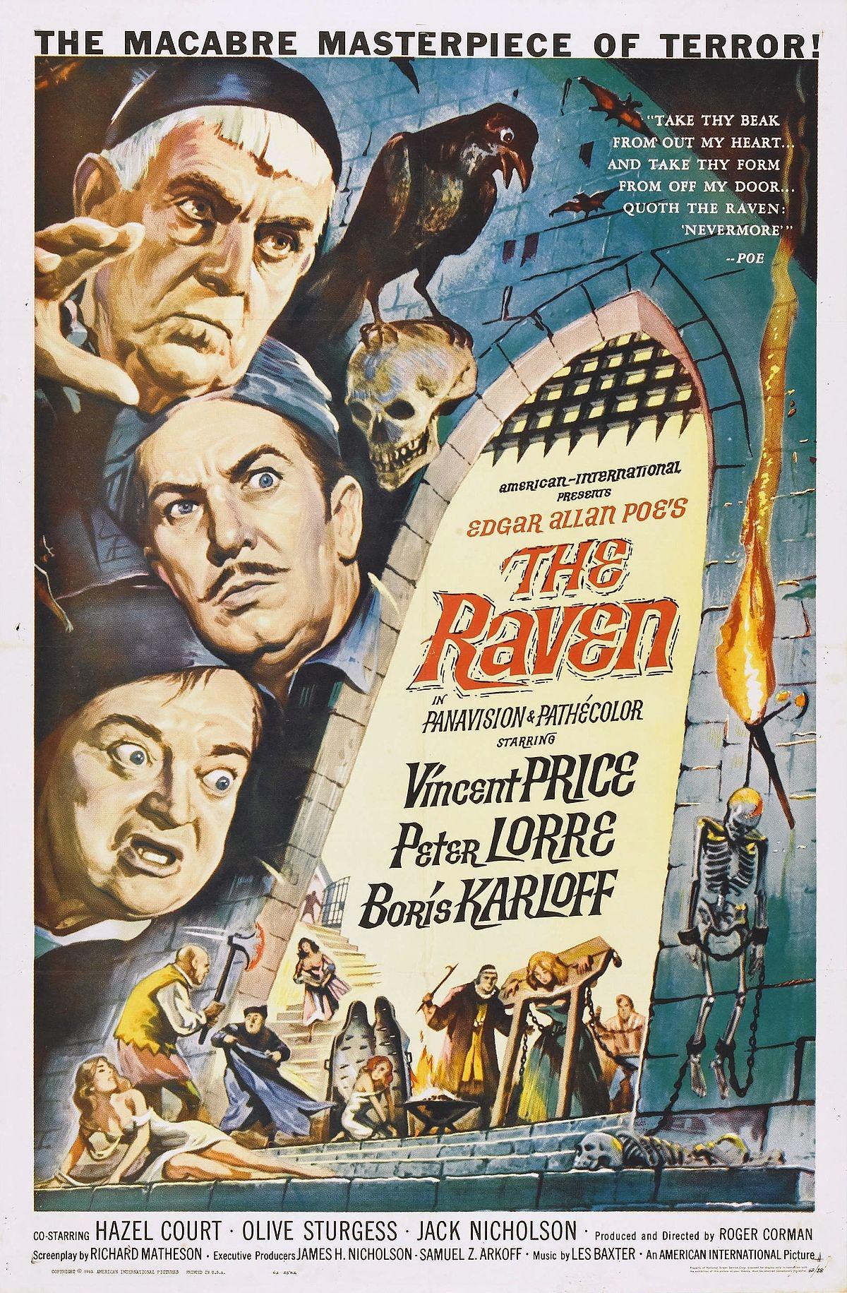 The Raven (1963) 📖