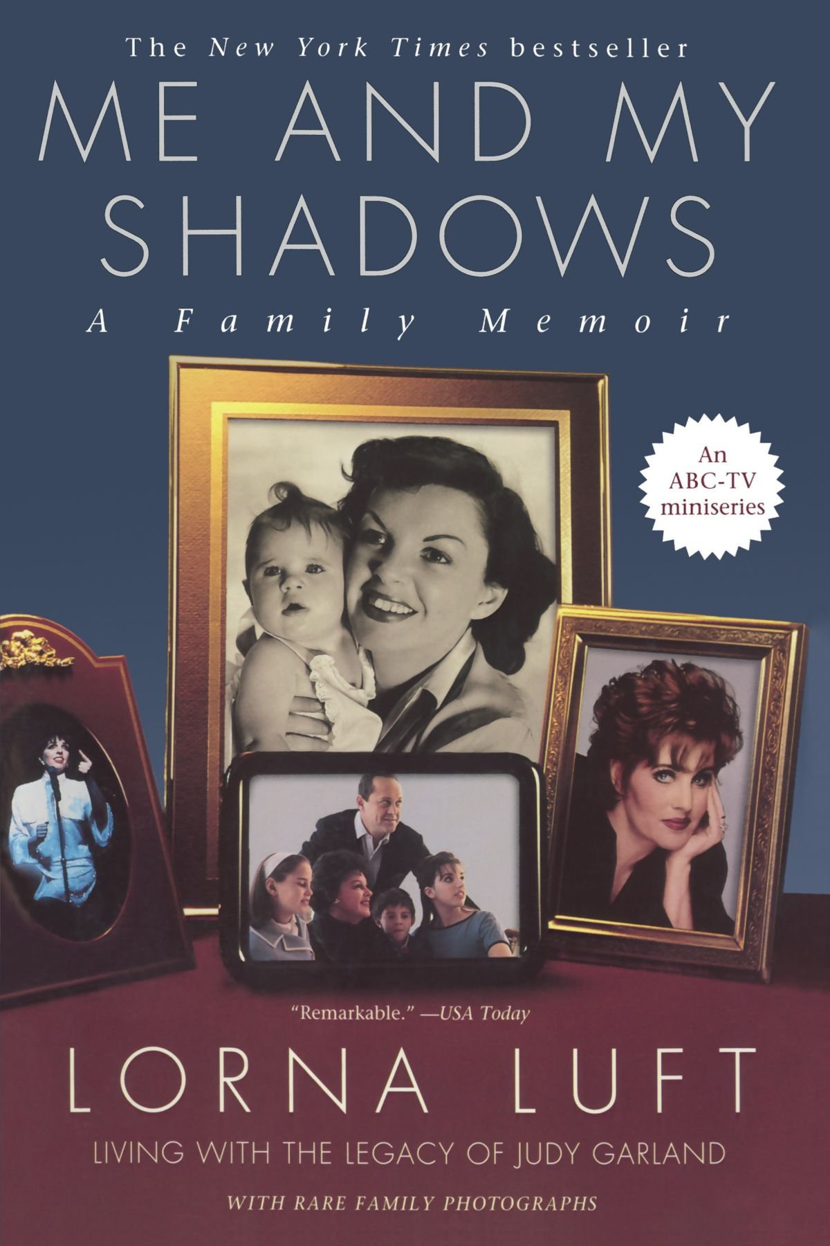 Me and My Shadows: A Family Memoir by Lorna Luft