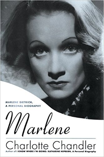 Marlene: A Personal Biography by Charlotte Chandler