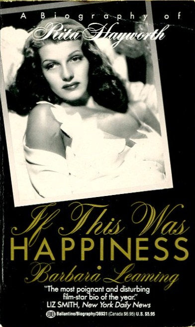 If This Was Happiness by Barbara Leaming