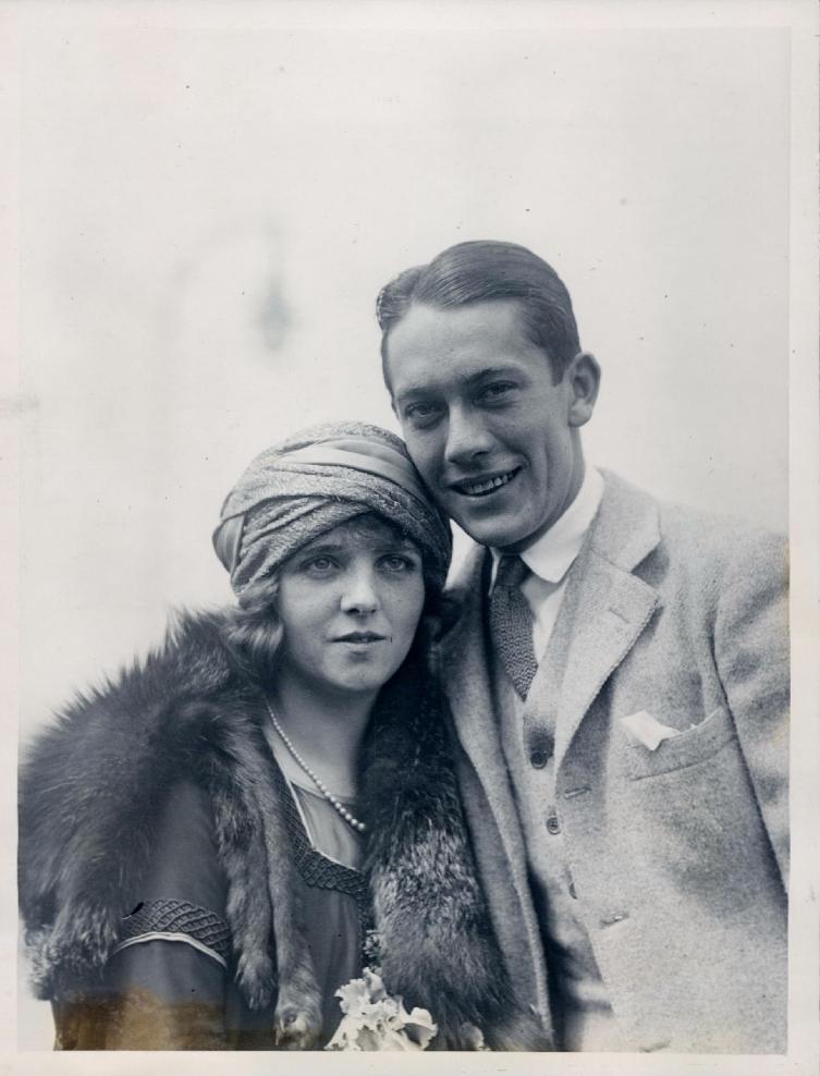 Olive Thomas and Jack Pickford, c. 1920