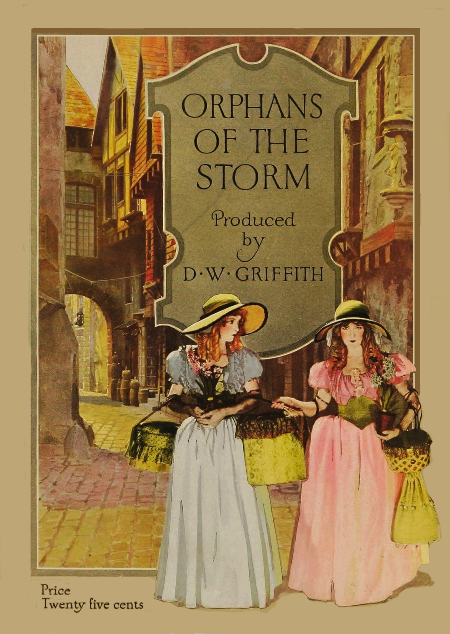 Orphans of the Storm (1921) 📽