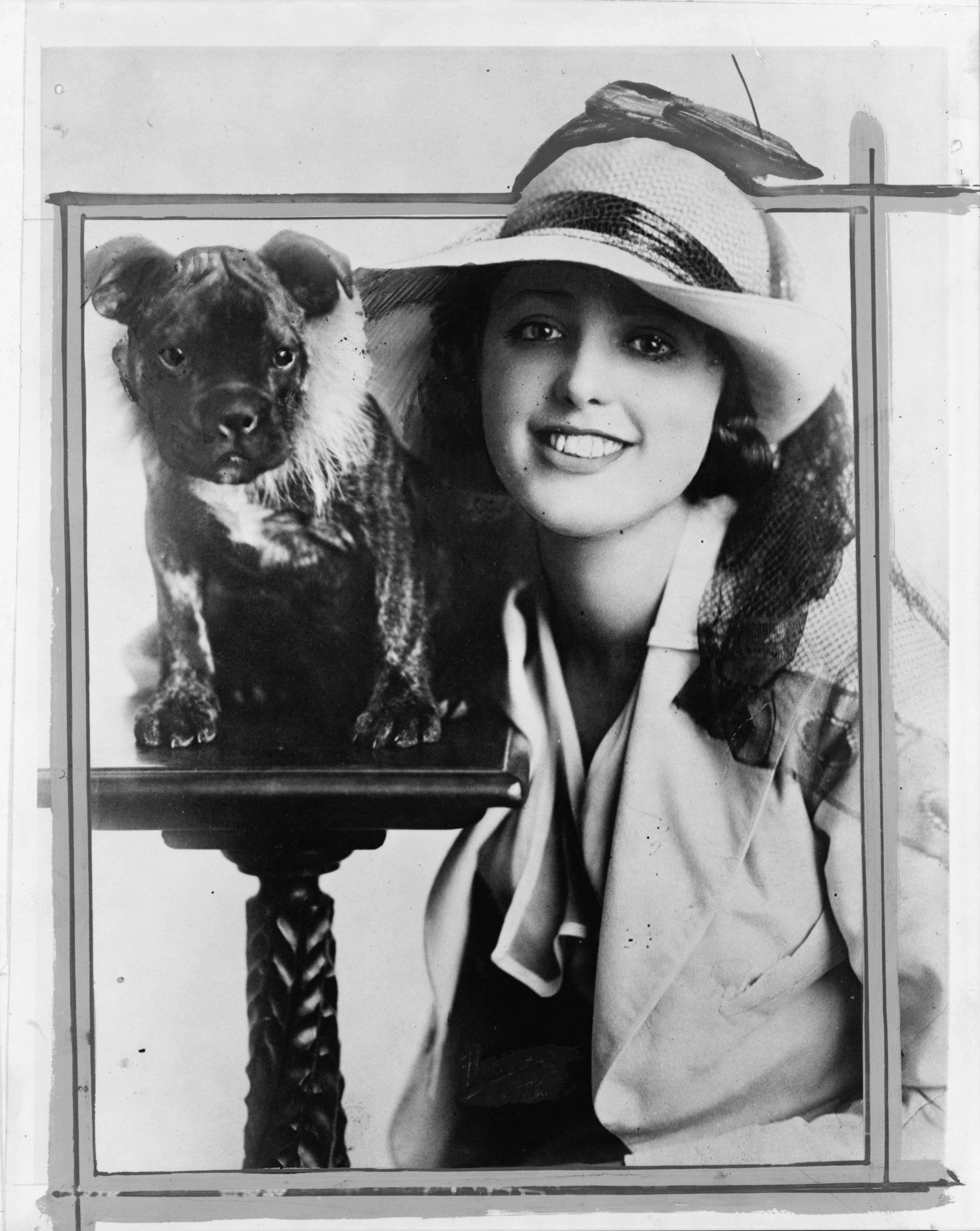 Virginia Rappe, c. 1920