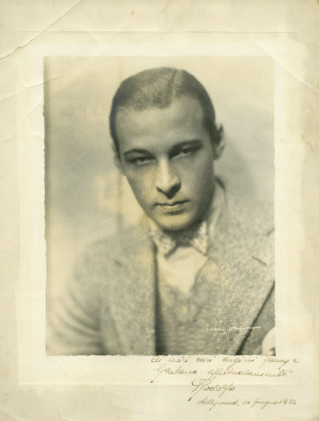 Portrait of Rudolph Valentino by Henry Waxman, 1920's.png