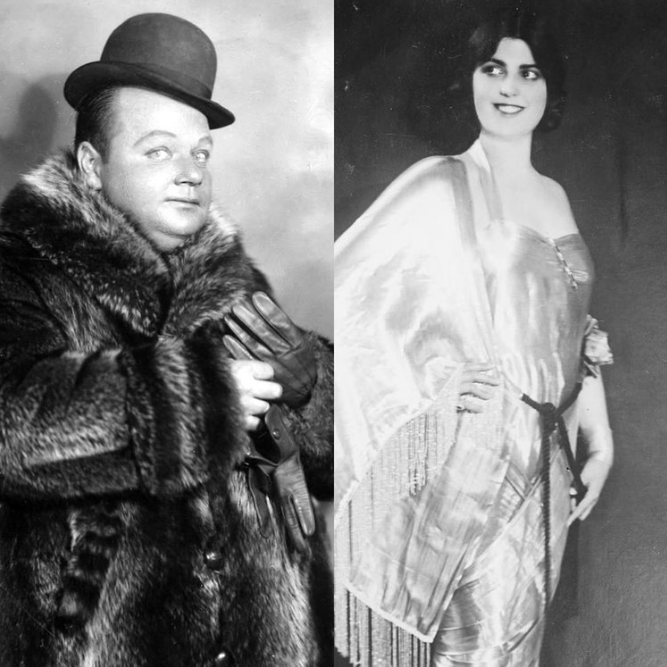"ROSCOE ""FATTY"" ARBUCKLE AND VIRGINIA RAPPE (FAKE NEWS: FACT CHECKING HOLLYWOOD BABYLON EPISODE 3)"
