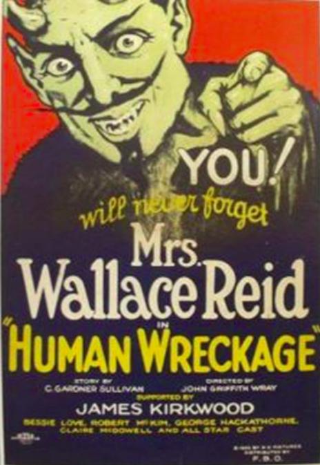 Human Wreckage (1923) 📽