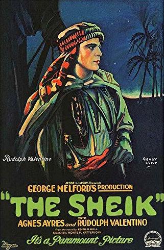 The Sheik (1921) 📽