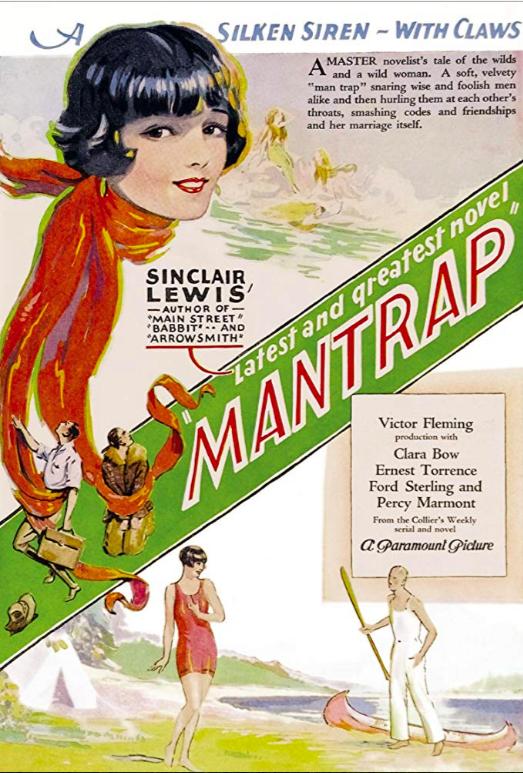 Mantrap (1926) 🌟