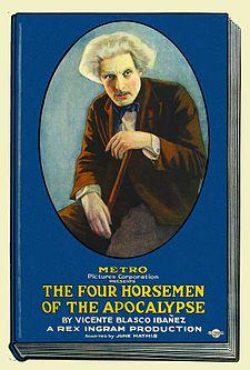 Four Horsemen of the Apocalypse (1921) 📽