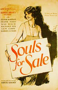Souls For Sale (1923) 🌟
