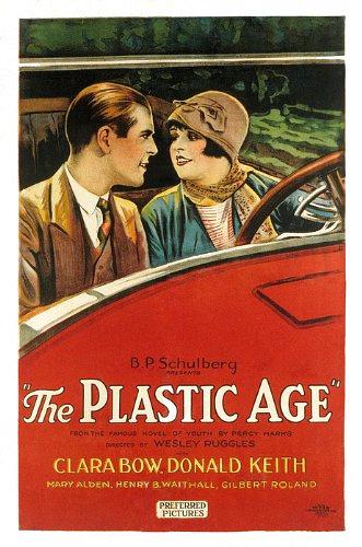 The Plastic Age (1925)  📽