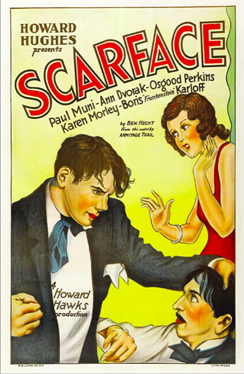 Scarface (1932) 📽