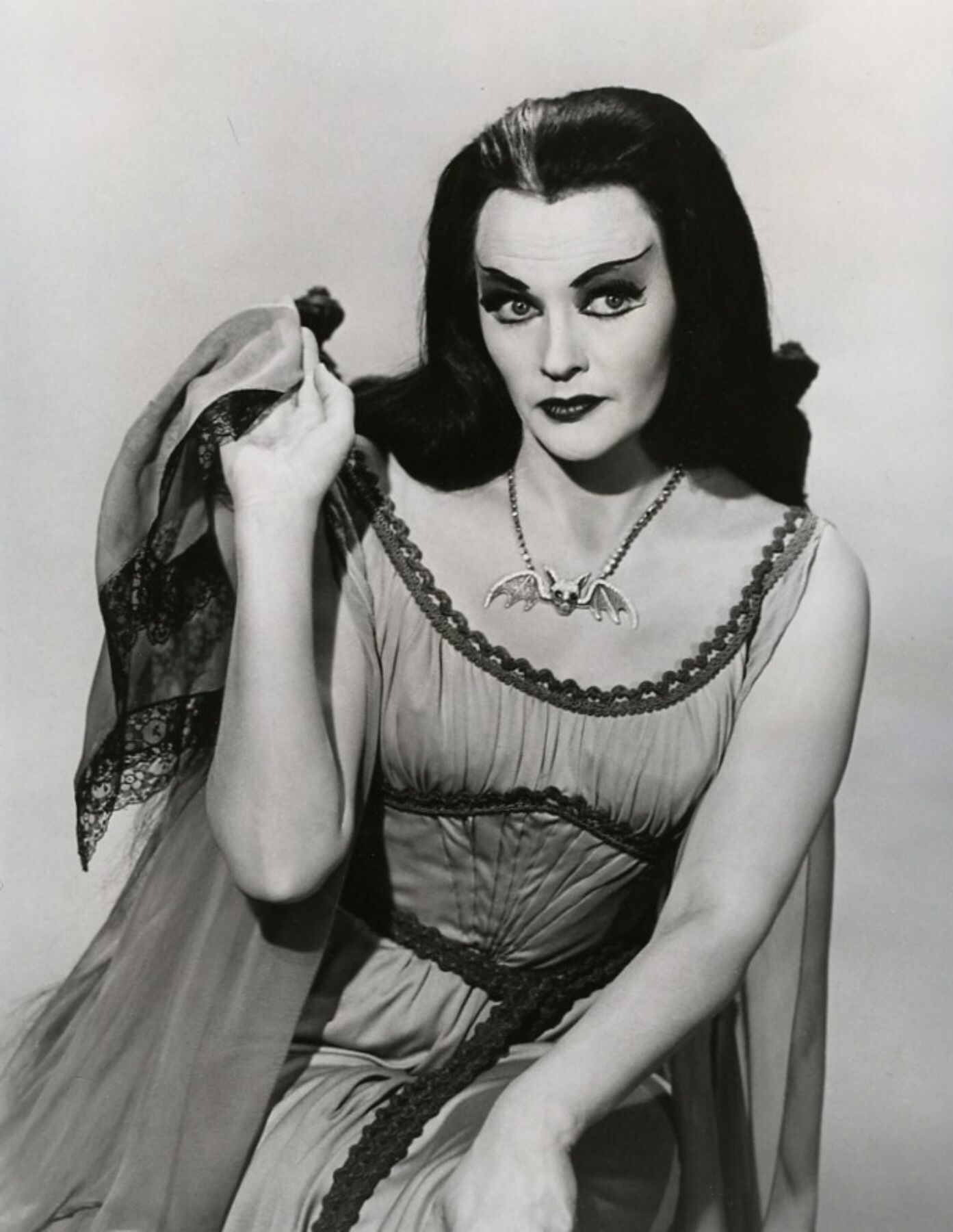 Yvonne De Carlo as Lily Munster, c. 1964