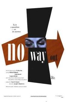 No Way Out (1950) 📖