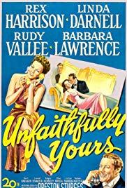 Unfaithfully Yours (1948) 🌟📽