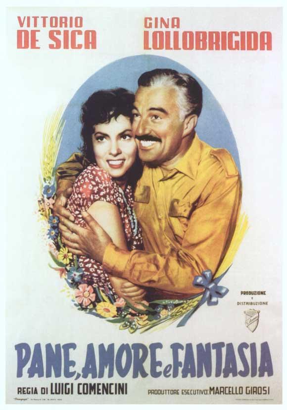 Bread, Love and Dreams (1953) 📽