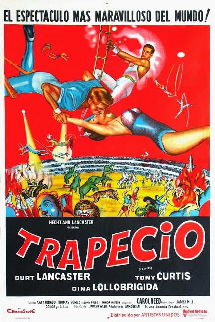 Trapeze (1956) 🌟