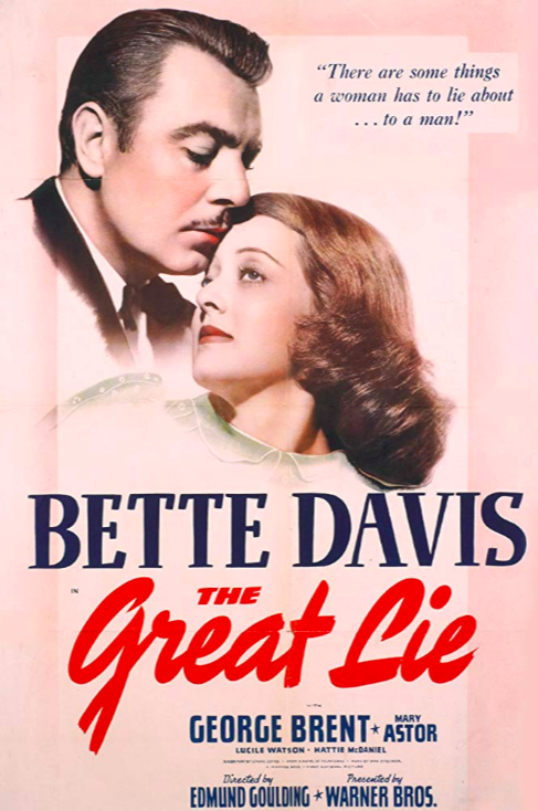 The Great Lie (1941)📽🌟