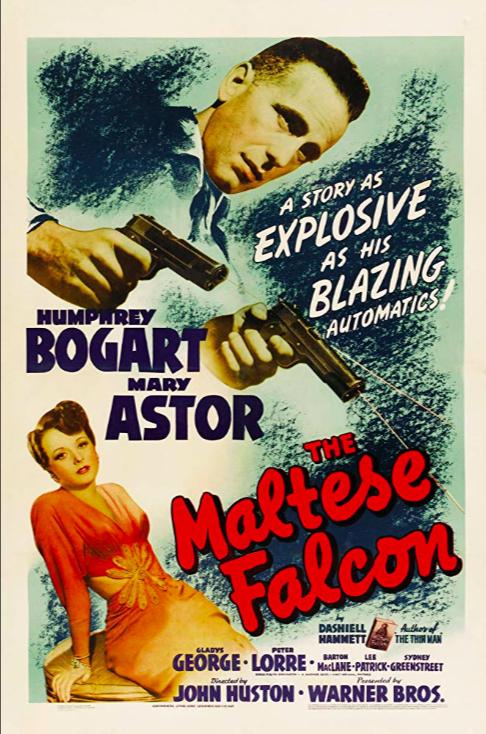 The Maltese Falcon 📽🌟