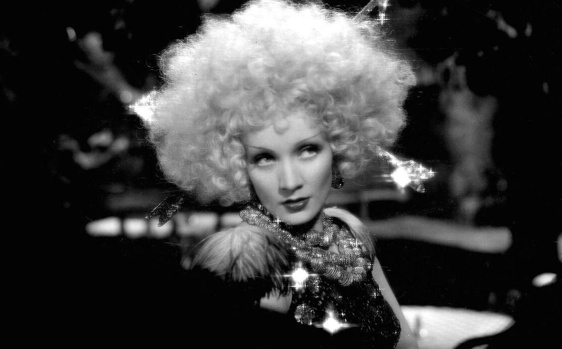 Marlene Dietrich, Blonde Venus, 1932