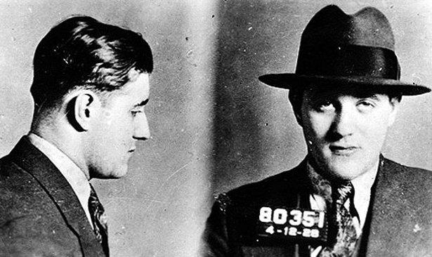 Bugsy Siegel mugshot, 1928