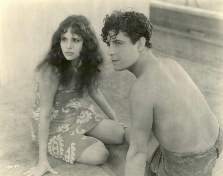 Ramon Novarro & Dorothy Janis in The Pagan, 1929