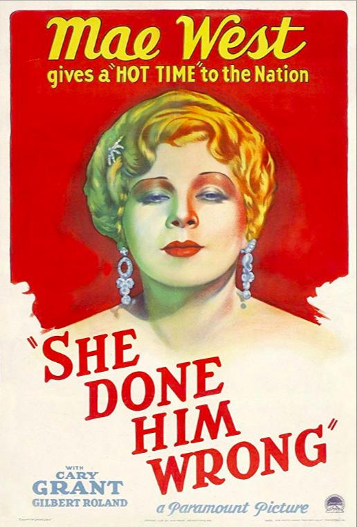 I'm No Angel (1933) 📽