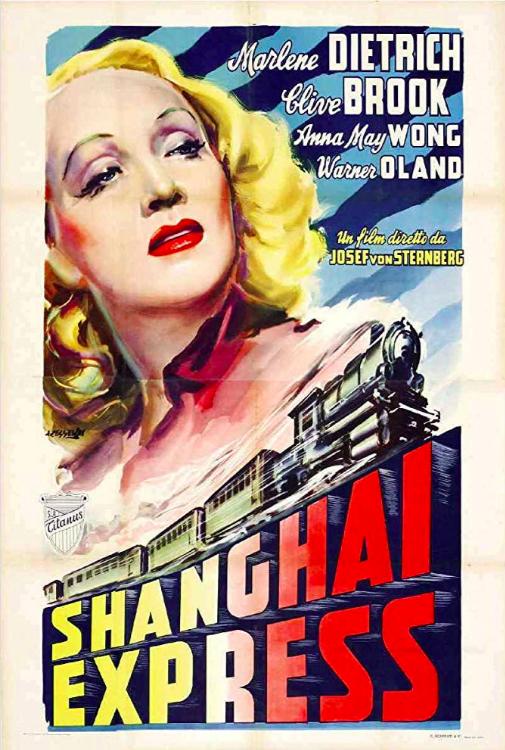 Shanghai Express (1932)📽🌟