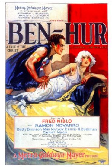 Ben-Hur: A Tale of the Christ (1925) 📽