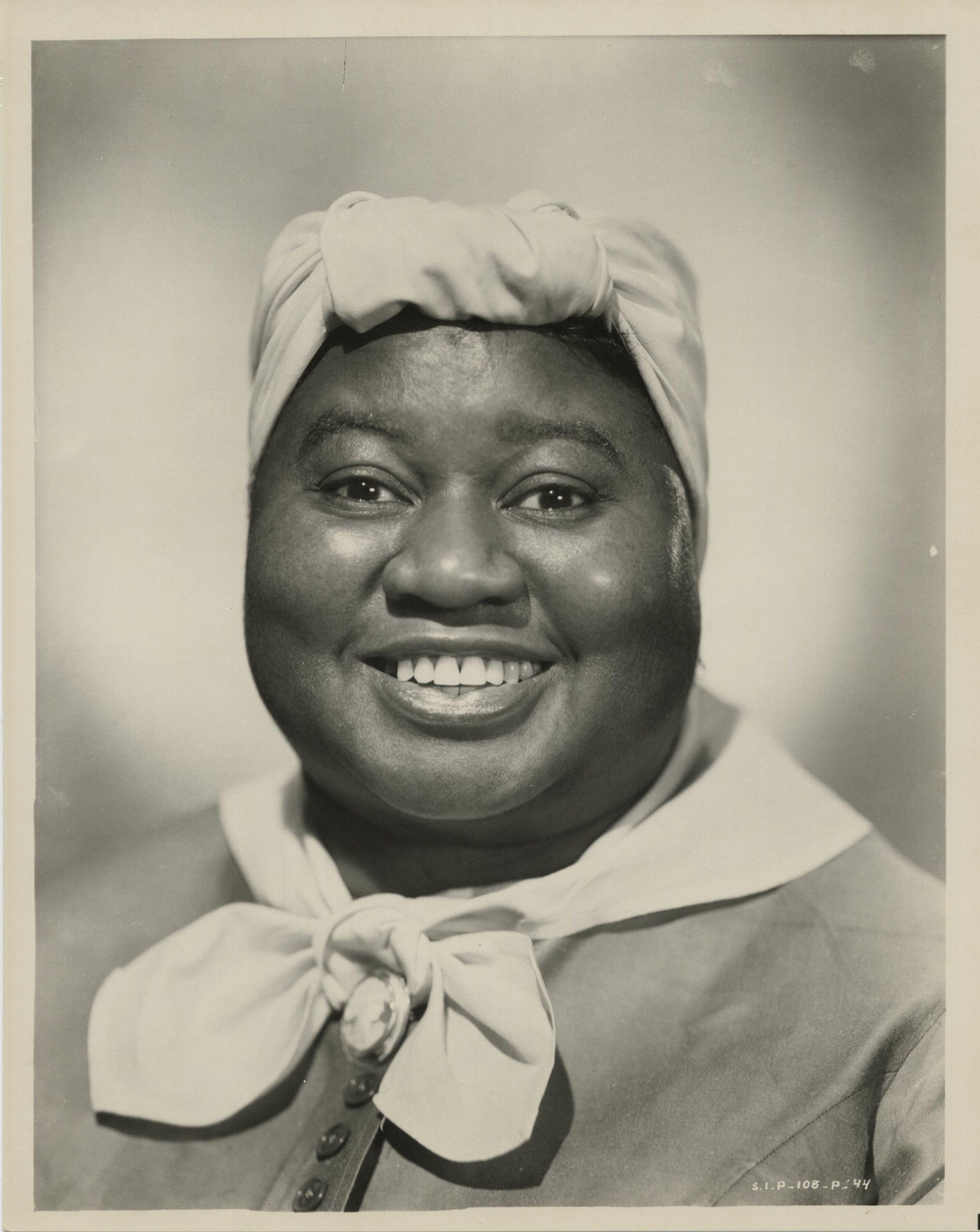 Hattie McDaniel, Gone w ith the Wind  (1939)