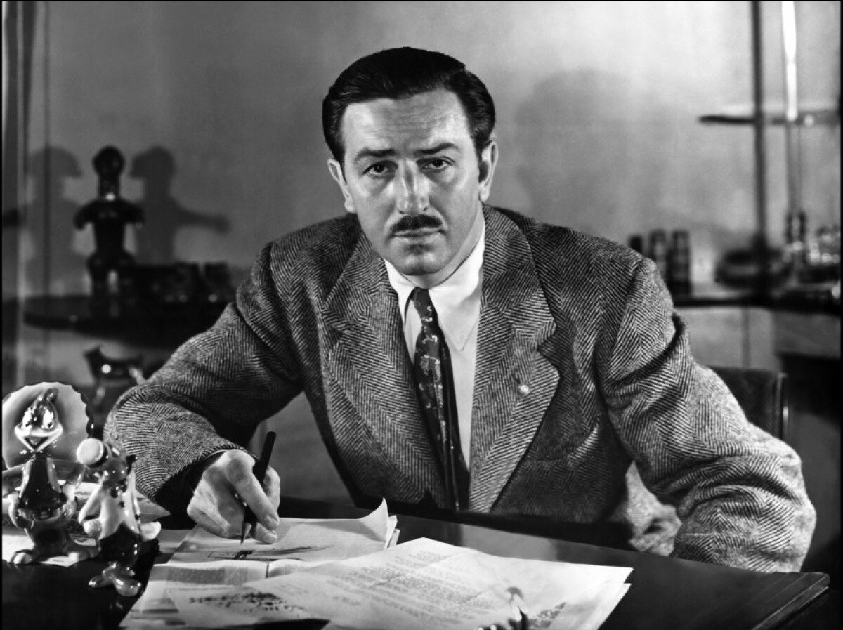 Walt Disney, c. 1940's