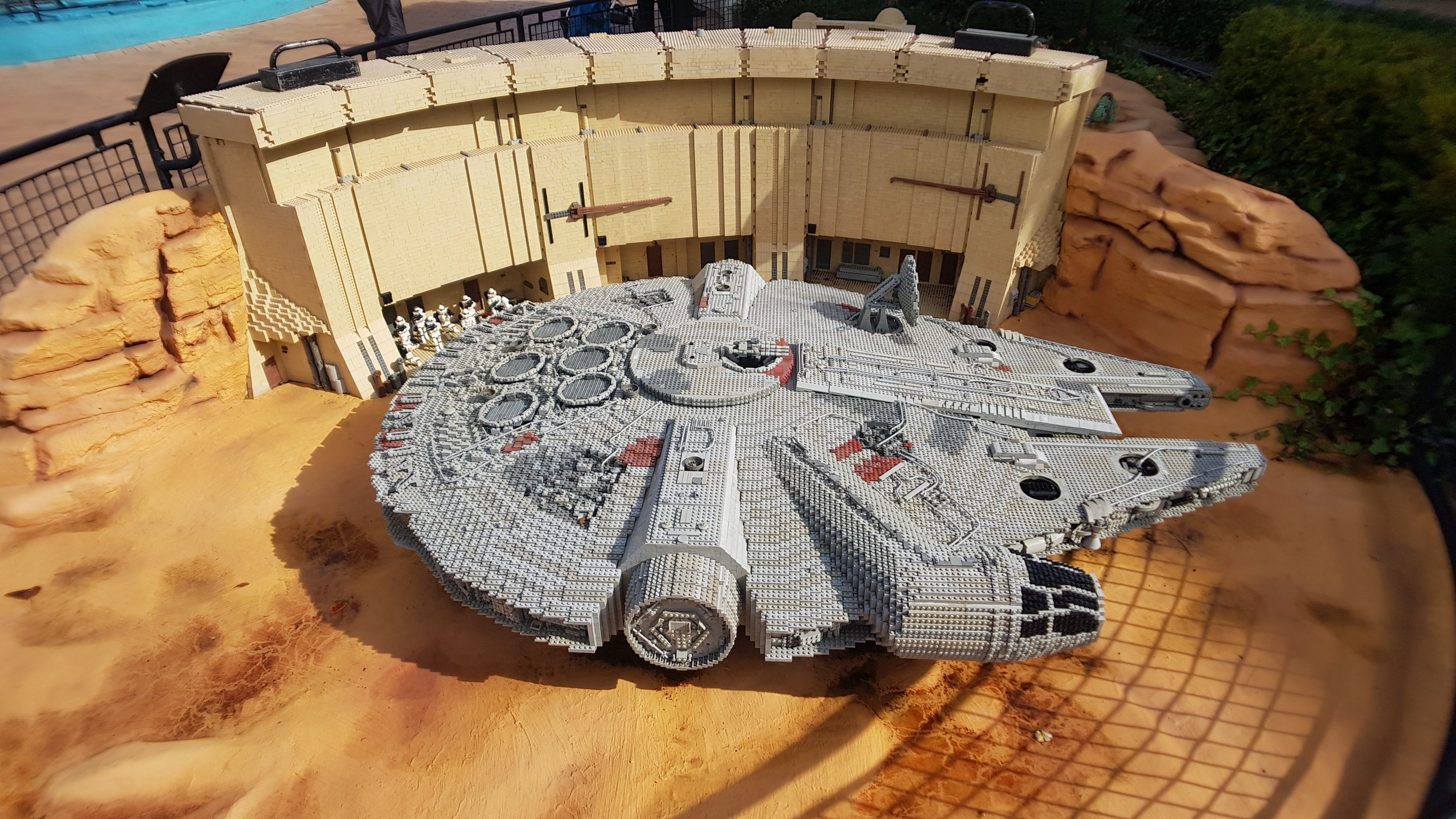 It's hard to go past the Star Wars Lego