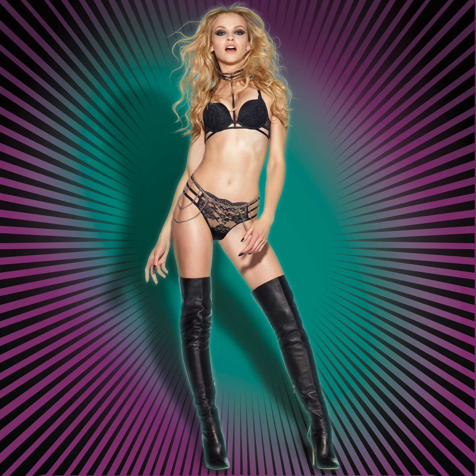 Famously sexy, infamously naughty.  The fashion destination for the hottest trends in bras, panties and playfully sexy lingerie at guilt-free prices..