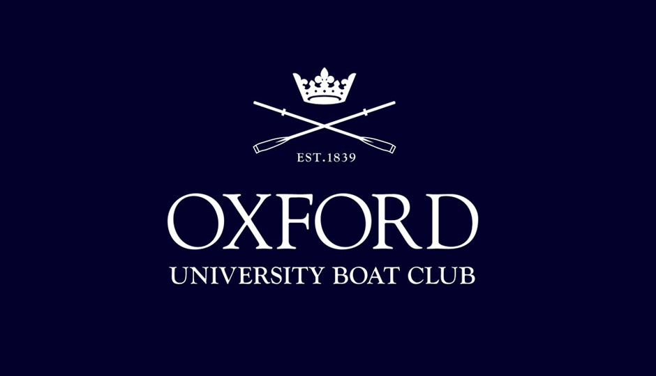 Logo Design and Brand Identity Kent - Oxford University Boat Club