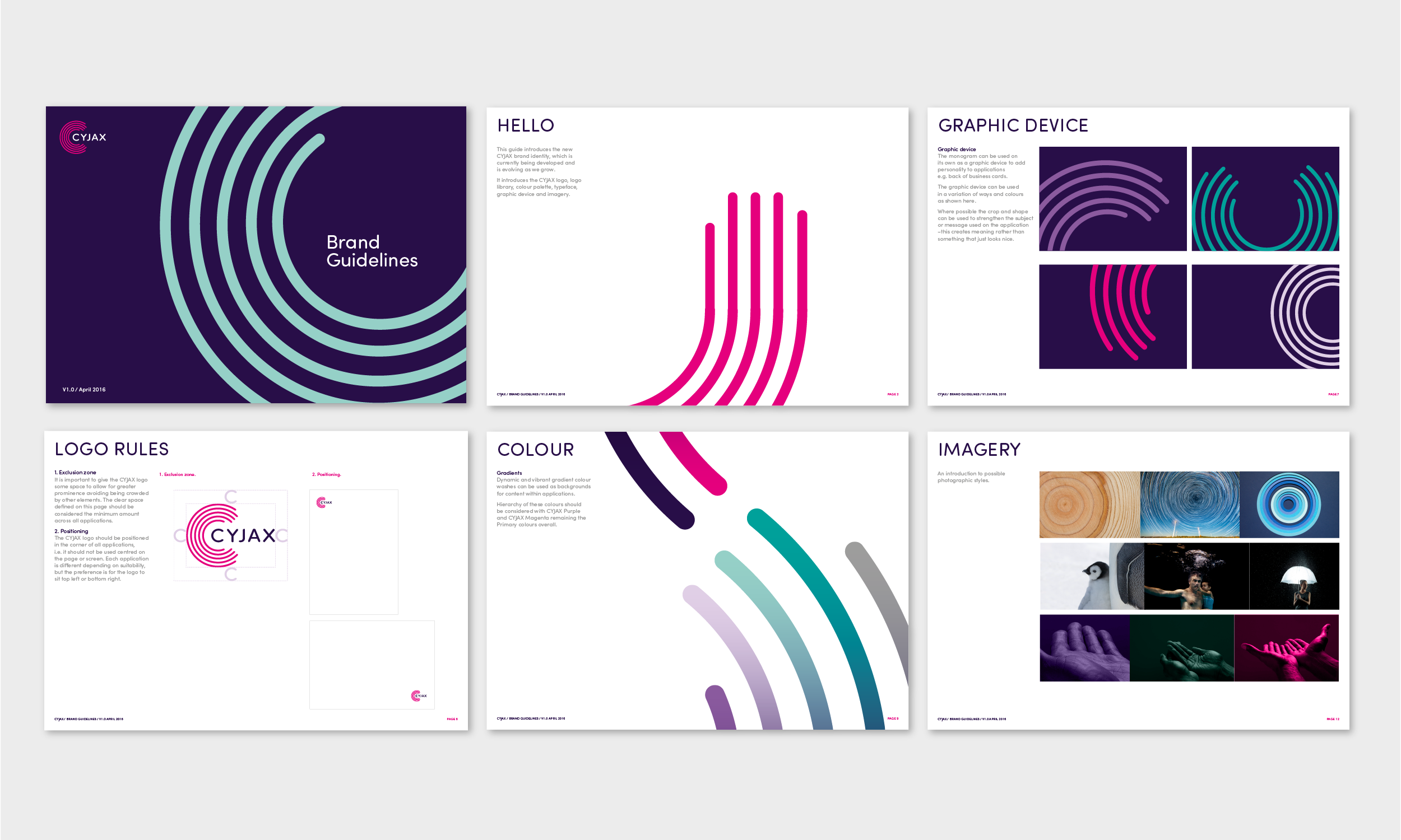 Logo Design and Brand Identity, Branded Stationery Design Kent - Cyjax