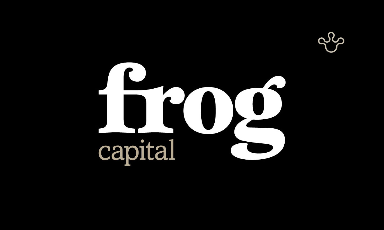 Corporate Logo Design and Brand Identity Kent - Frog Capital