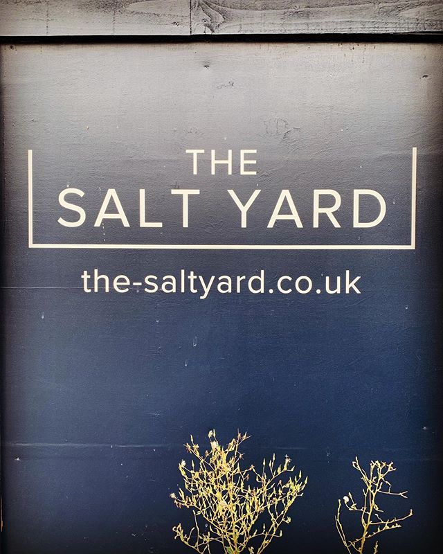 Our recent hoarding branding for #thesaltyard - a new residential property development in Whitstable. Visit http://www.the-saltyard.co.uk to see the website we created for this and to find out more about this exciting new series of properties. #residential #property #whitstable #newhomes #kent #design #brand #websitedesign #logodesign #brandkent #designkent