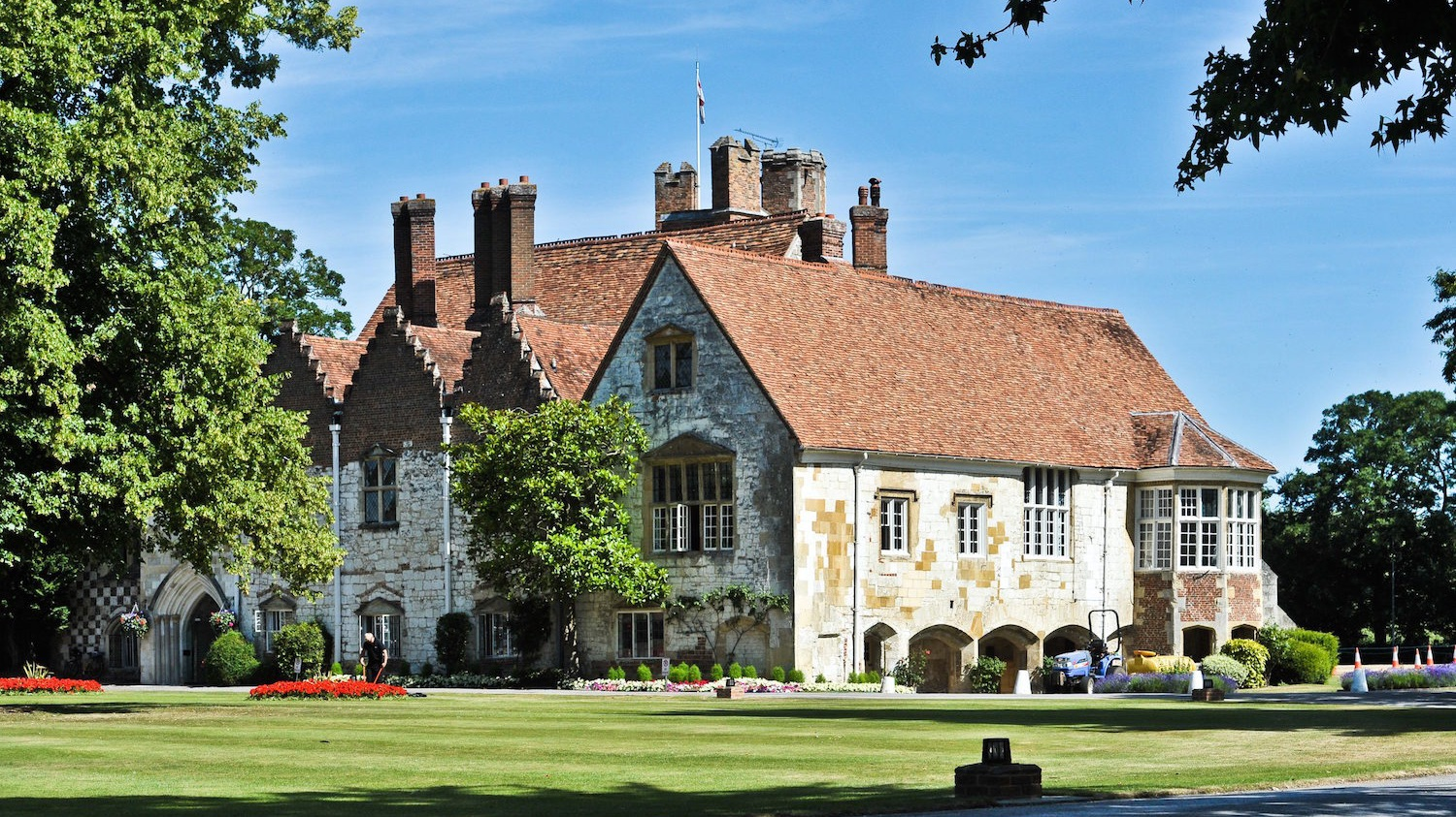 Bisham Abbey Main Abbey