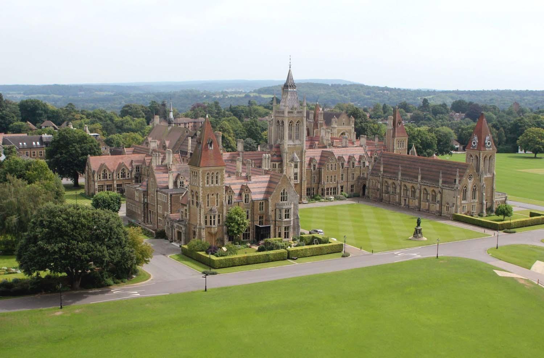Charterhouse school Girls Cricket camps venue