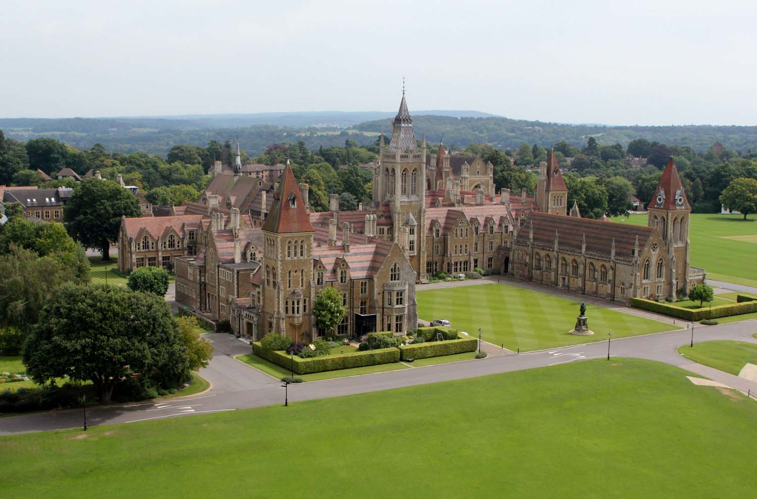 Charterhouse school Girls Cricket camps venue