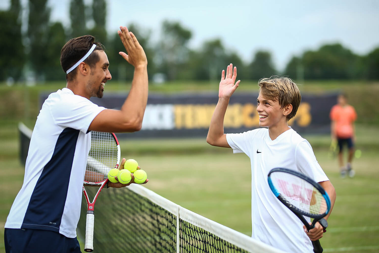 Dormitorio Mancha ranura  Nike Tennis Camps UK — Euro Sports Camps