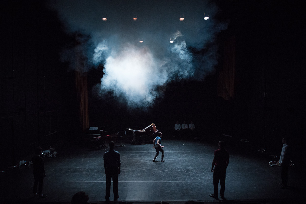 DANCEHALL  Emma Martin / United Fall  Image: Luca Truffarelli