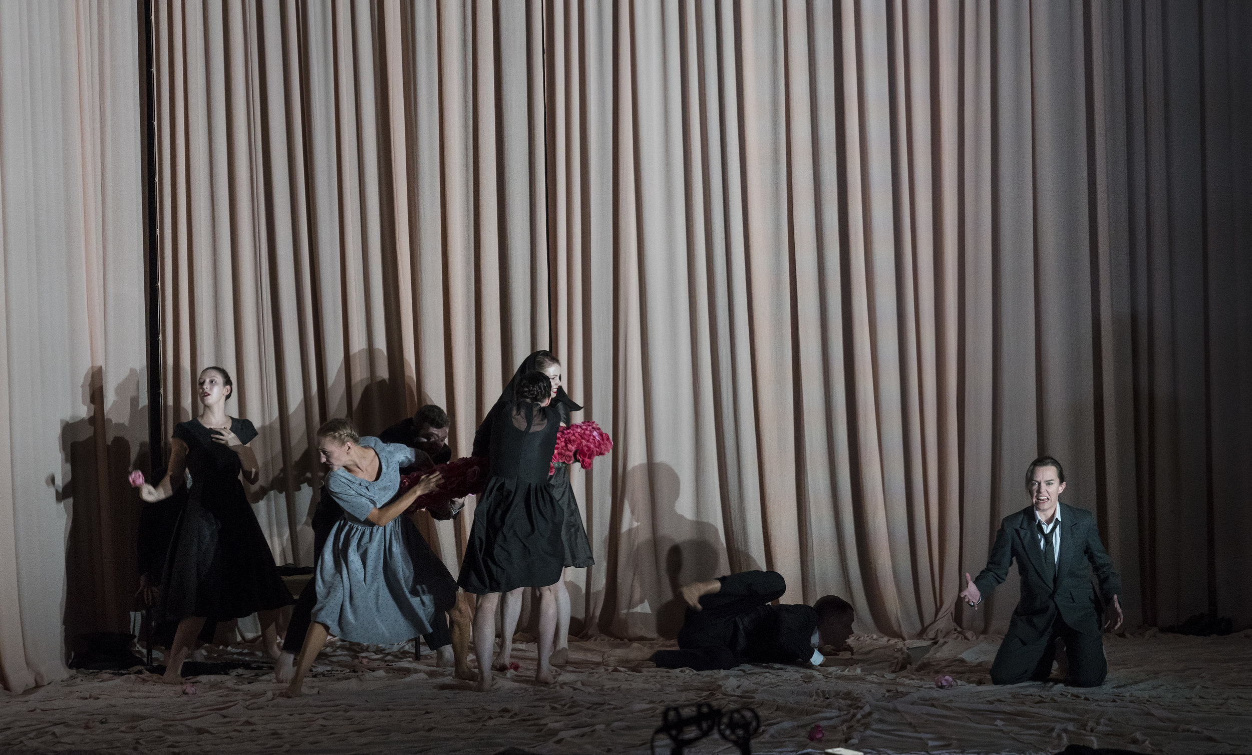 ORFEO ED EURIDICE  Irish National Opera / United Fall