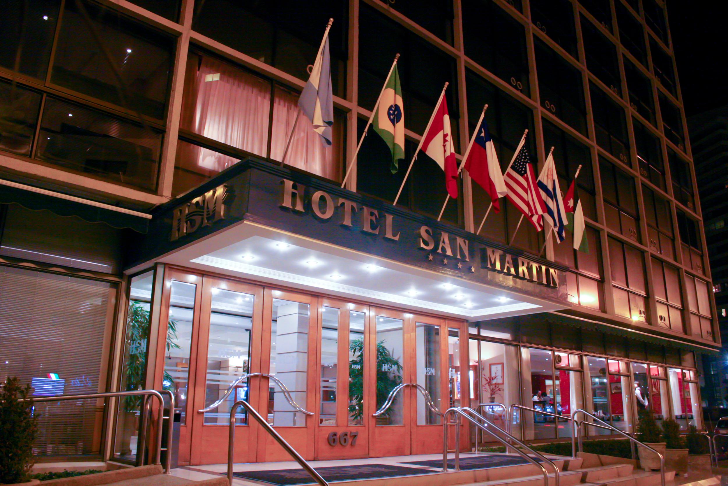 Hotel San Martín Viña del Mar