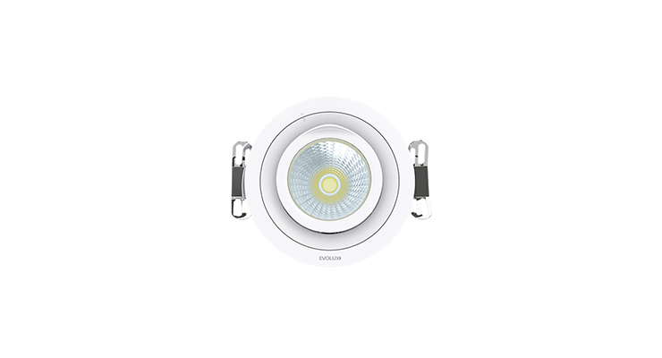 Codo LED tipo WallWasher