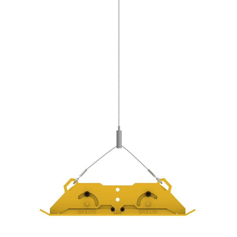 Instalación Campana LED