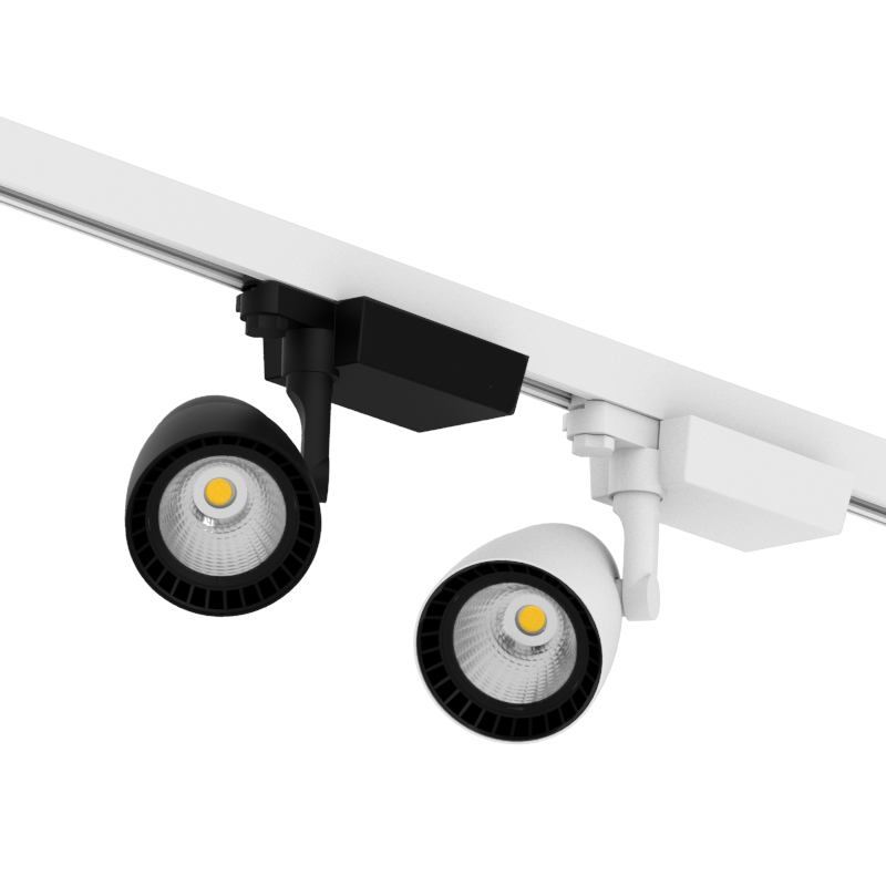 Foco Riel LED TrackLight de 30W y 40W